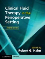Clinical Fluid Therapy in the Perioperative Setting