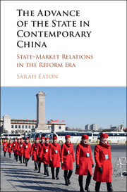 The Advance of the State in Contemporary China