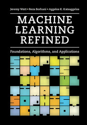 Machine Learning Refined