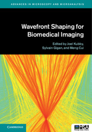 Wavefront Shaping for Biomedical Imaging