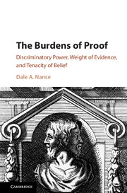 The Burdens of Proof