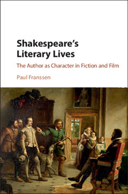 Shakespeare's Literary Lives