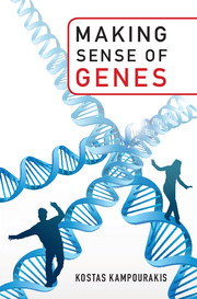 Making Sense of Genes