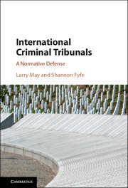 International Criminal Tribunals