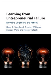 Learning from Entrepreneurial Failure
