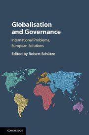 Globalisation and Governance