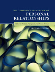 The Cambridge Handbook of Personal Relationships