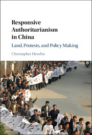 Responsive Authoritarianism in China