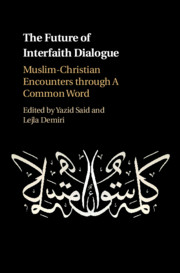 The Future of Interfaith Dialogue