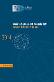 Dispute Settlement Reports 2014