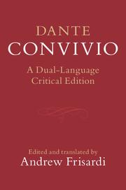 Dante: Convivio