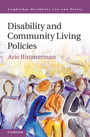 Cambridge Disability Law and Policy Series