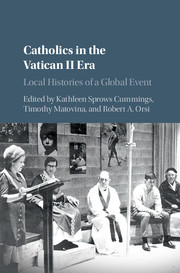Catholics in the Vatican II Era