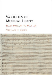 Varieties of Musical Irony
