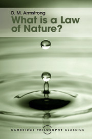 What is a Law of Nature?