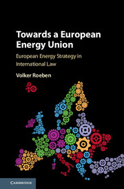 Towards a European Energy Union
