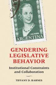 Gendering Legislative Behavior