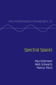 Spectral Spaces