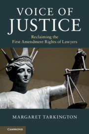In Search of the First Amendment Rights of Lawyers