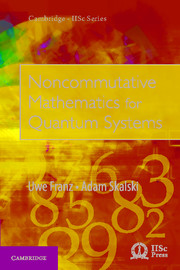 Noncommutative Mathematics for Quantum Systems