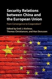 Security Relations between China and the European Union
