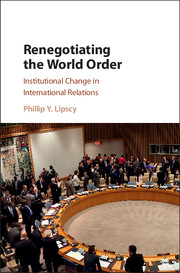 Renegotiating the World Order