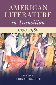 American Literature in Transition