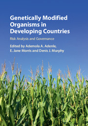 Genetically Modified Organisms in Developing Countries