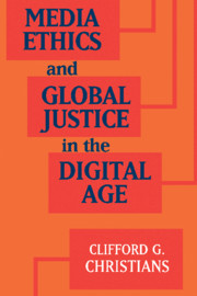 Media Ethics and Global Justice in the Digital Age