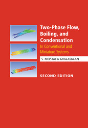 Two-Phase Flow, Boiling, and Condensation