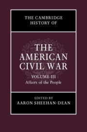 The Cambridge History of the American Civil War