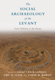 The Social Archaeology of the Holy Land