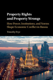 Property Rights and Property Wrongs