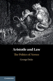 Aristotle's Legal Theory