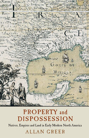 Property and Dispossession