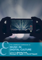 The Cambridge Companion to Music in Digital Culture