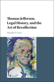 Cambridge Historical Studies in American Law and Society