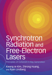Synchrotron Radiation and Free-Electron Lasers