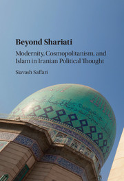 Beyond Shariati
