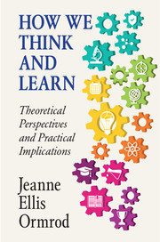 How We Think and Learn