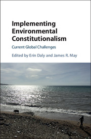 Implementing Environmental Constitutionalism
