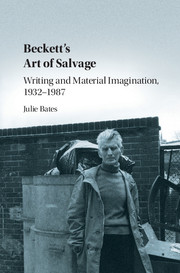 Beckett's Art of Salvage