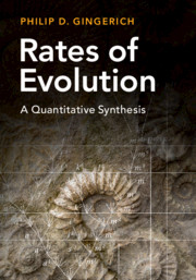 Rates of Evolution