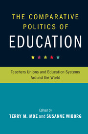 Cambridge Studies in the Comparative Politics of Education
