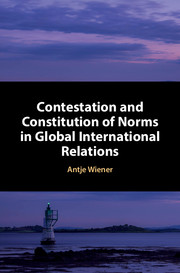 Constitution and Contestation in Global Governance