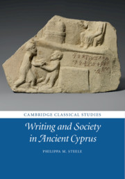 Writing and Society in Ancient Cyprus
