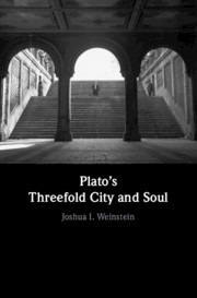 Plato's Threefold City and Soul