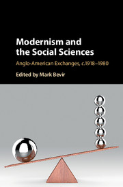 Modernism and the Social Sciences