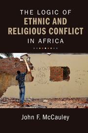 The Logic of Ethnic and Religious Conflict in Africa