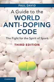 A Guide to the World Anti-Doping Code